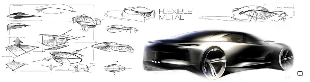 Flexible Metal