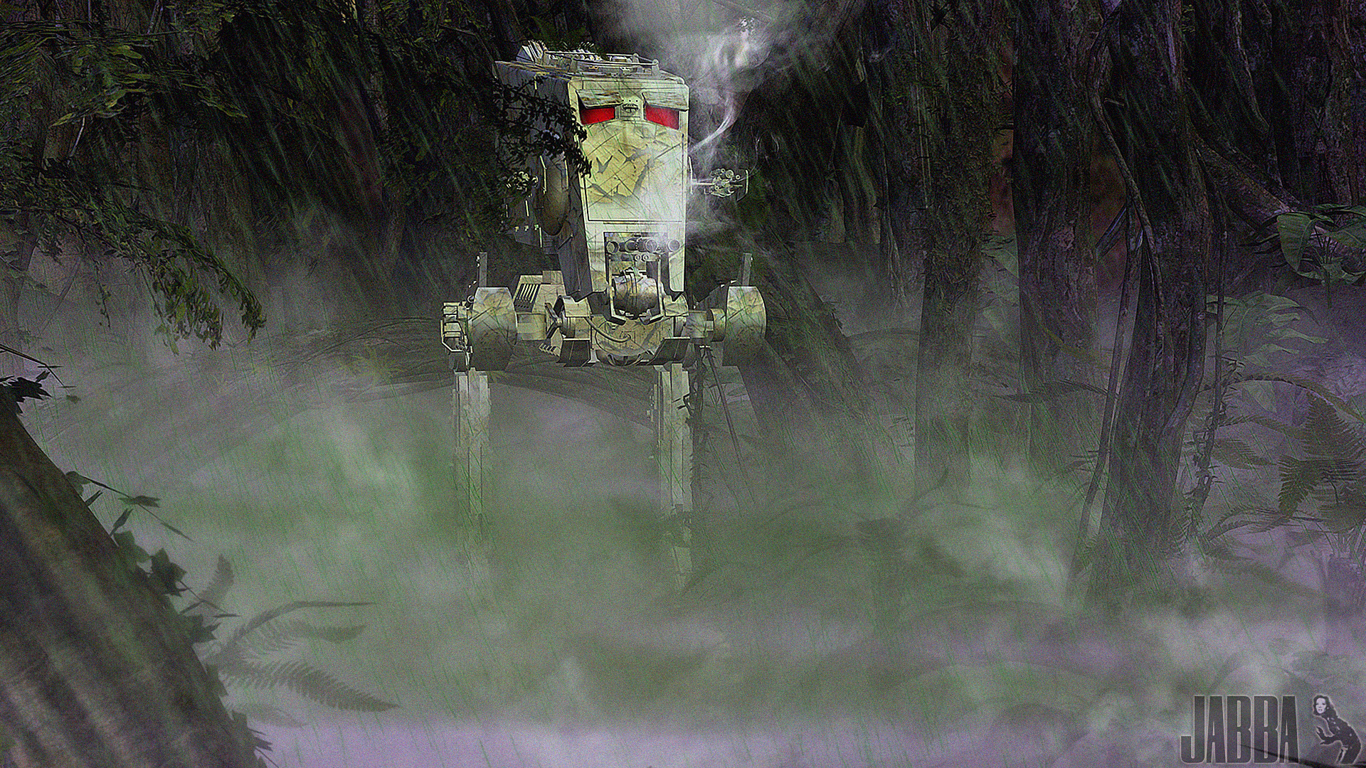 The Curse Of Endor by JV-Andrew
