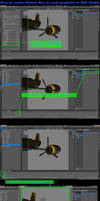 Render Blurred Propeller in DAZ Studio