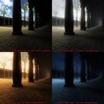 LightDomePRO-R Test Scene