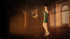 Sayuri in Ballroom