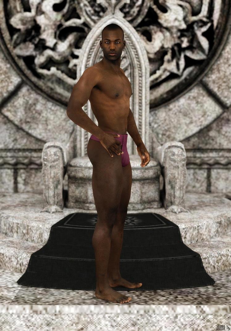 Darius Iray 1 by JV-Andrew