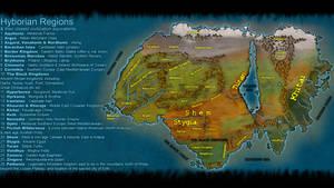 Hyborian Regions