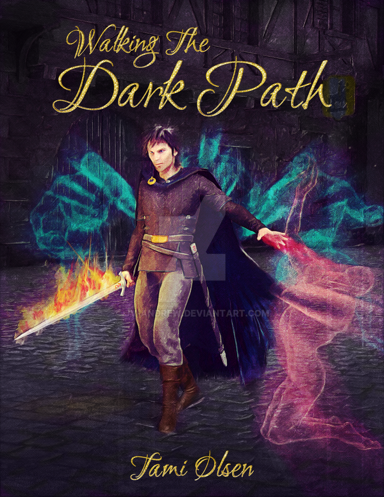 Walking The Dark Path - Cover by JV-Andrew