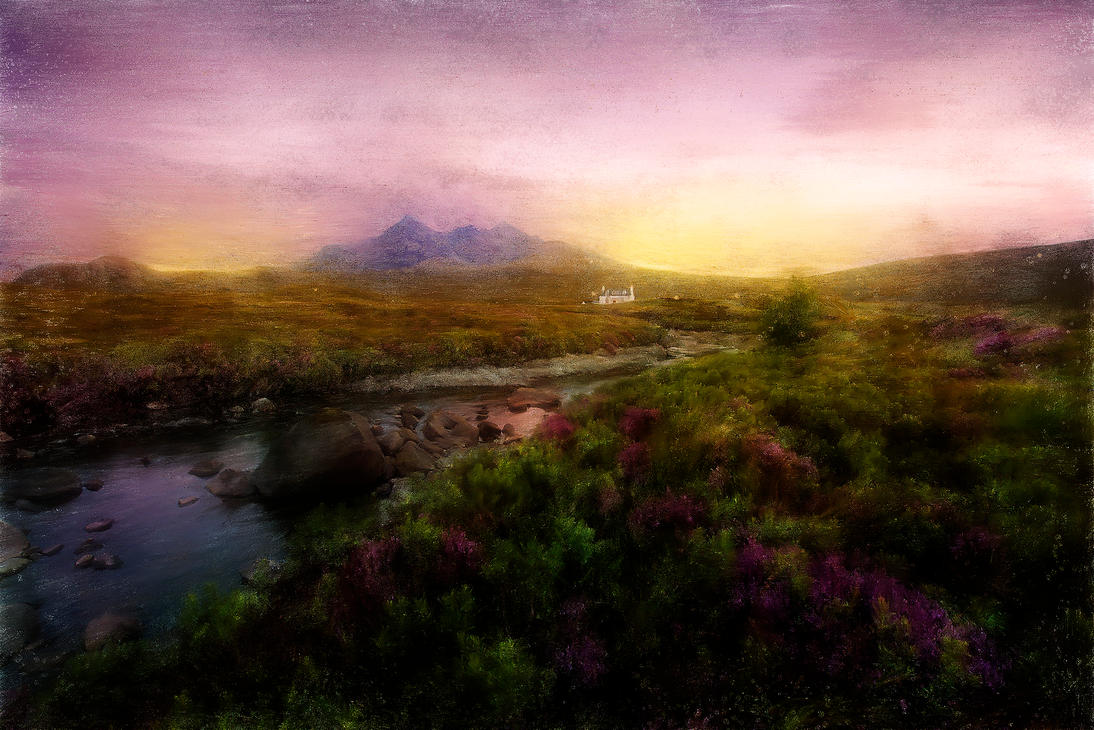 Skye Muir by JV-Andrew
