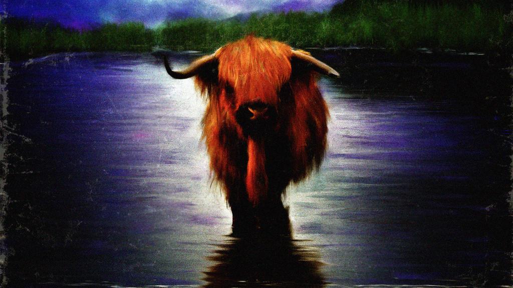 Highlander by JV-Andrew