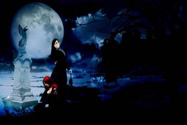Dark Winter's Tale by Elleyena-Rose