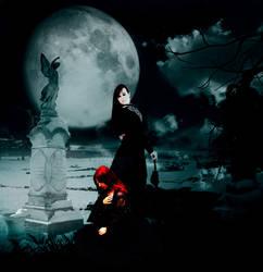 A Dark Winter's Night by Elleyena-Rose