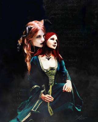Temptation by Elleyena-Rose