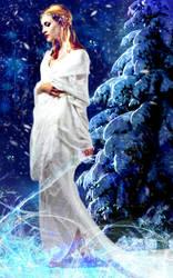 The Snow Queen by Elleyena-Rose