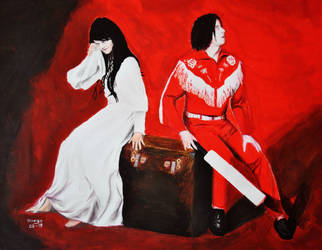 The White Stripes by Diego0101