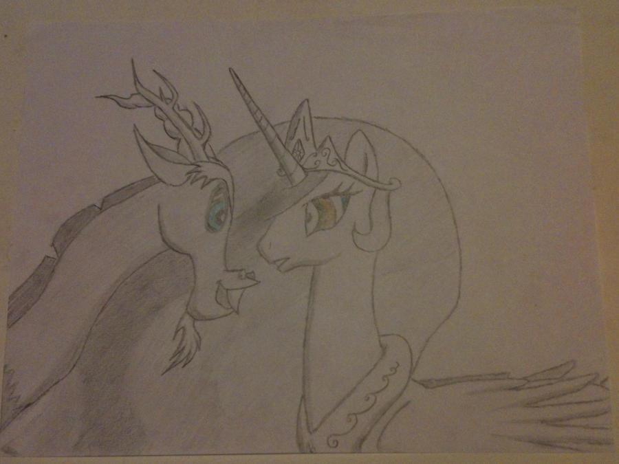 The Hypnotizing of The Princess by NtmrMoon