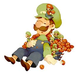 Dreamy Mushroom Munchers