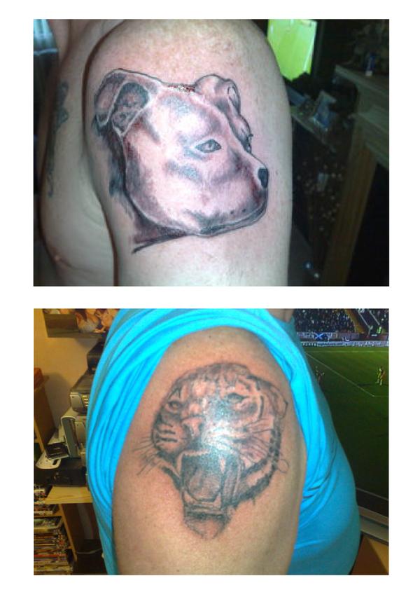 animal tattoos by sevenseastattoo on DeviantArt
