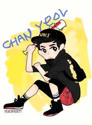 Chanyeol by Sunnydea