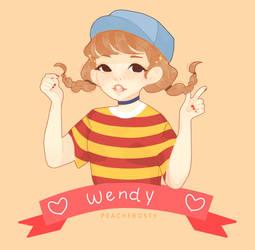 dumbdumb-Wendy by Sunnydea