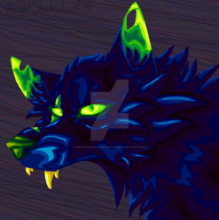 Kohu by BrightShadowWolf31