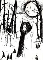 Snow White by marpie