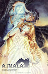 Atmala - Manga bookcover