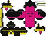 Sinestro Corps cubeecraft