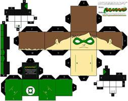Green Lantern - Hal Jordan by MysterMDD