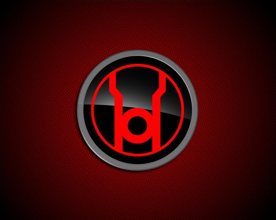 Red lantern logo wallpaper - photo#13