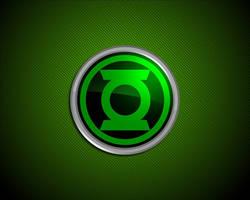 Green Lantern wallpaper by MysterMDD