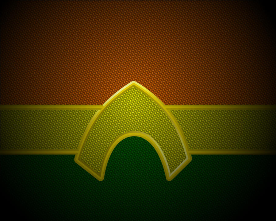 Aquaman Logo Aquaman wallpaper by MysterMDD
