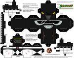 MMPR - Black Ranger
