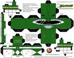 MMPR - (good) Green Ranger