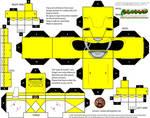 MMPR - Yellow Ranger