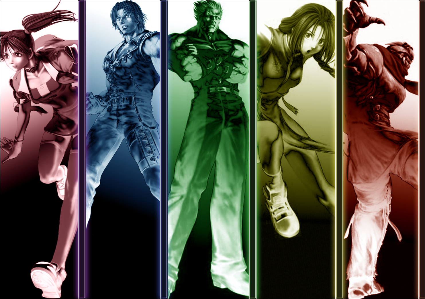 Bloody roar hentaii pron pic