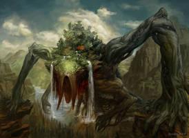 MtG: Animar, Soul of Elements by PeteMohrbacher
