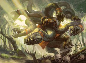 Genesis Hydra by PeteMohrbacher