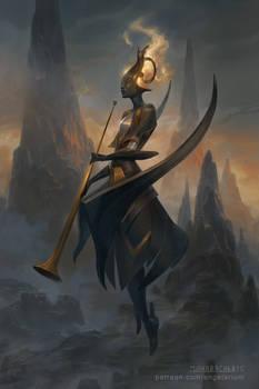 Israfel - Angel of Song