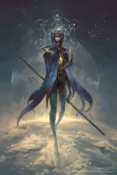 Eistibus, Angel of Divination