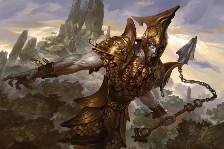 Titan of Erebos by PeteMohrbacher