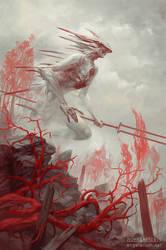 Gadreel, Angel of War