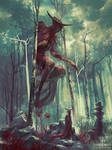 Bezaliel, Angel of Shadow