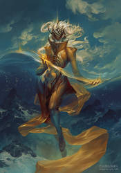 Dumah, Angel of Dreams
