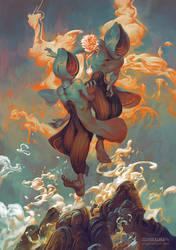 Sandalphon, Angel of New Life
