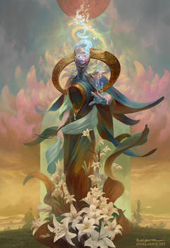 Cambiel, Angel of Aquarius