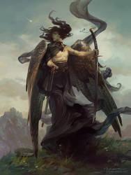 Azazel, The Fallen Star