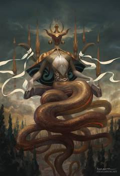 Kundaliel, Angel of Ophiuchus