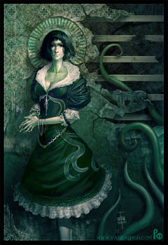 -Mistress of the Tentacle-
