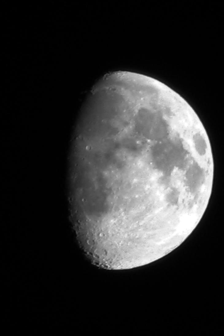 La Luna by Ken-Griffith