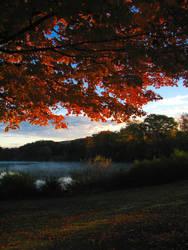Autumn Sunrise by Ken-Griffith