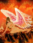 She's my fire within... by VisualKraft-Design
