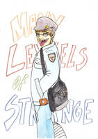 Strange ID by Sanwall