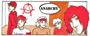 ANARCHY by Sanwall